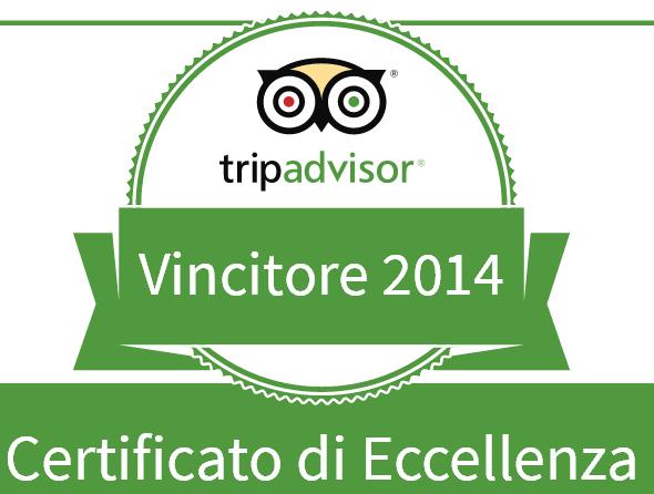 TripAdvisor recensioni 2015