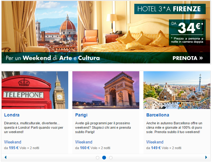 volagratis volo+hotel