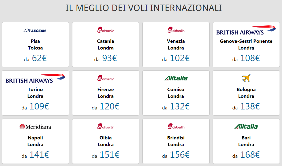 LOL travel offerte