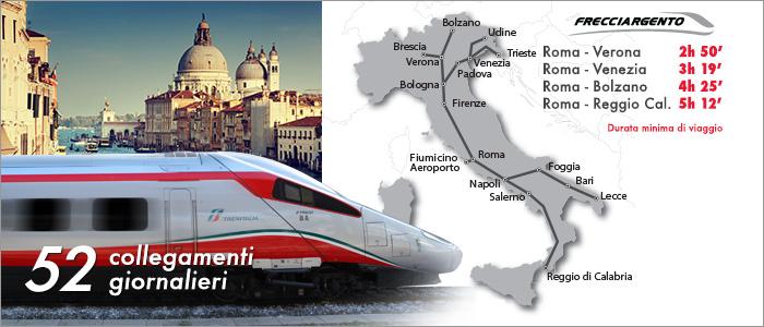 Trenitalia last minute