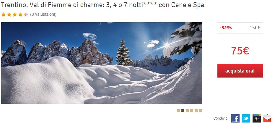 LetsBonus Viaggi Trentino