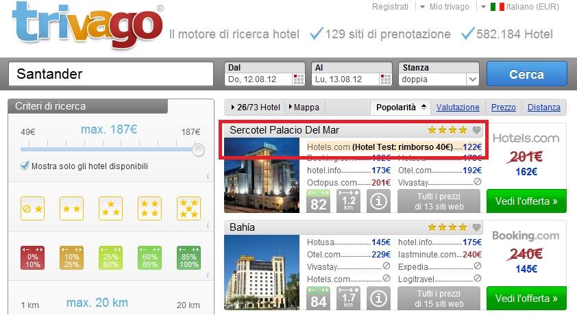 Www Trivago It Volo Hotel