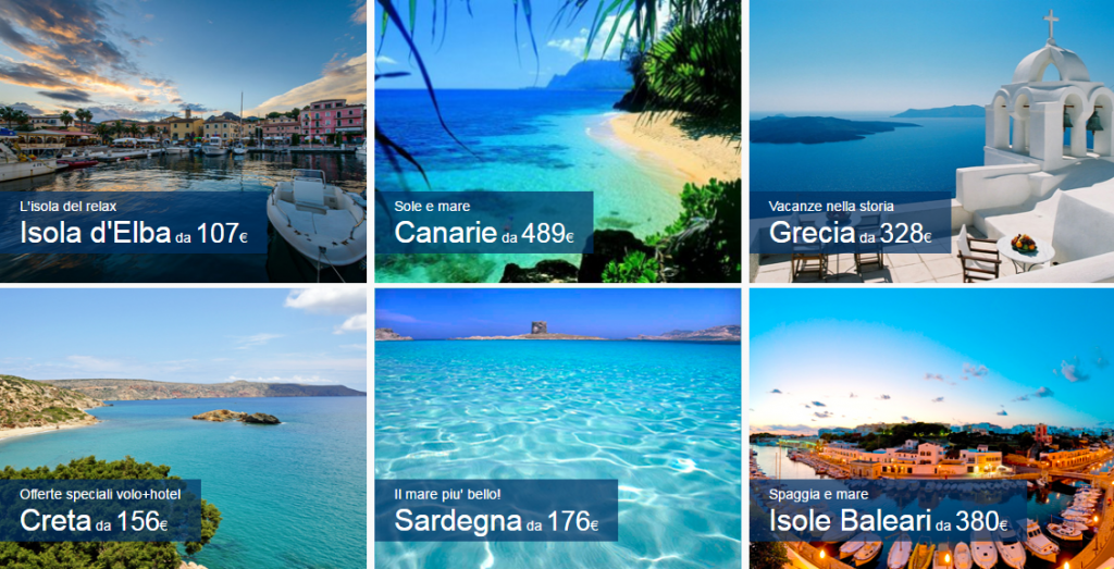 viaggi all inclusive 2016 low cost