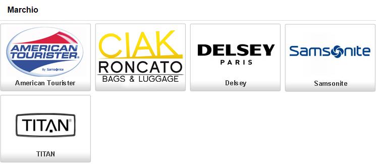 valigie online marche