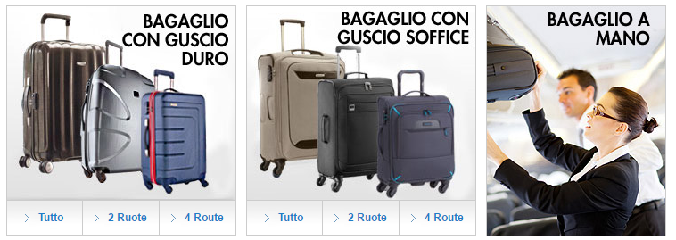 valigie online shop