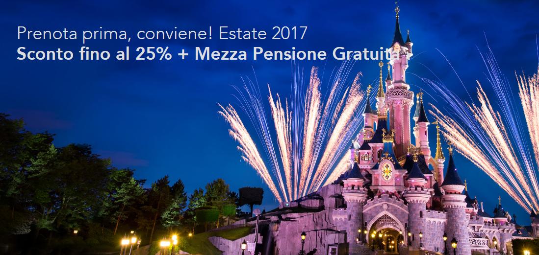 Disneyland Paris Offerte 2019 last minute e low cost