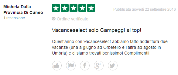 commenti di vacanceselect