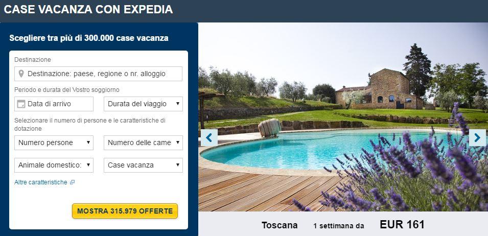 expedia vacanze 2017