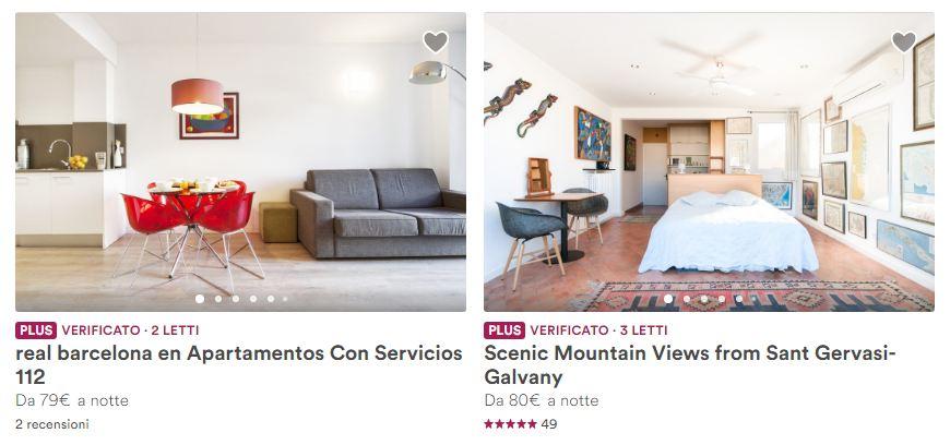 airbnb offerte