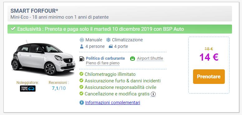 bsp auto italia