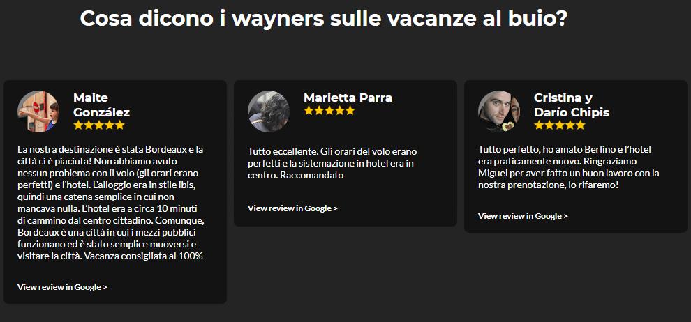 waynabox recensioni